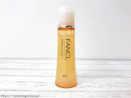 ファンケル化粧水エイジングケア
