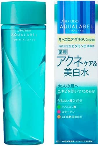 乾燥肌のニキビに効く化粧水