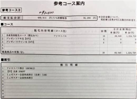 ミュゼ口コミおすすめ人気ランキング